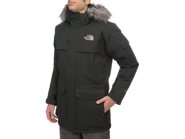 d63c36f2 The North Face MCMurdo Jakke Herrer, tnf black | Find outdoortøj ...